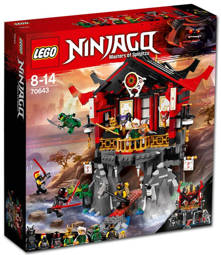 Lego Ninjago 2018 - The First Images | i Brick City