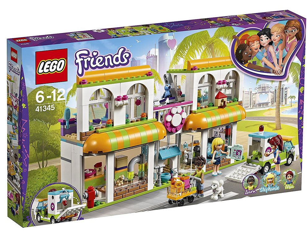 The Lego Friends