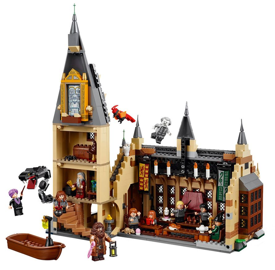 lego harry potter - the official pictures | i brick city